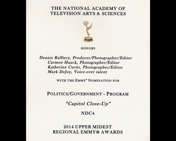 2014 Upper Midwest Regional Emmys