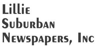Lillie suburban newspapers logo