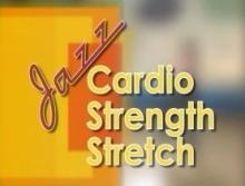 Jazz Cardio Strength Stretch